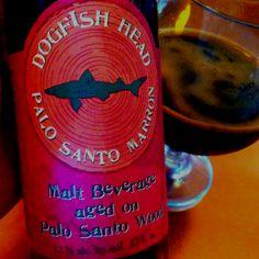 Dogfish Head Palo Santo Marron