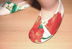 Children's Kimono Shoes Easy Sewing Pattern by LenasShoePatterns