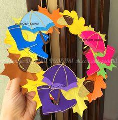 No photo description available. Fall Paper Crafts, Bird Crafts, Autumn Crafts, Autumn Art, Diy Paper, Paper Art, Art Activities For Kids, Autumn Activities, Diy Crafts For Kids