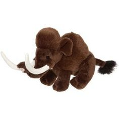 Baby Woolly Mammoth Soft Toy