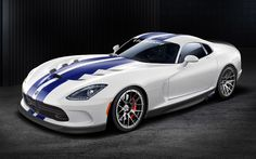 Wow Factor! 1120-hp SRT Viper - WOT on Motor Trend #cars #viper #wow