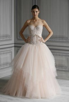 Gorgeous Bridal Gowns that make the Ultimate Romantic Statement | OneWed