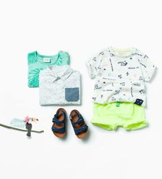Shop by look - Baby boy (3 months - 3 years) - KIDS | ZARA Canada
