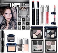 Christian Dior Makeup      Google Image Result for http://www.footluxe.com/gallery/2011/06/Dior-Gris-Montaigne-Makeup-Collection-02.jpg