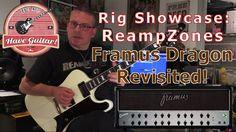 Kemper Rig Showcase: ReampZones Framus Dragon (revisited!)