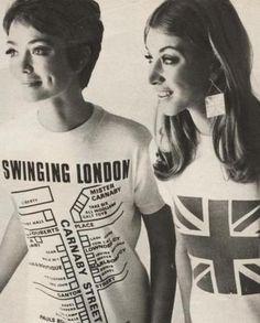 Carnaby Street T-shirt - 1967