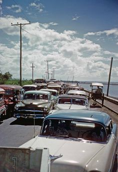 Cavite City Traffic 1961 By William S. Vintage Pictures, Old Pictures, Old Photos, Filipiniana, Exotic Beaches, Thing 1, Manila Philippines, Historical Pictures, During The Summer