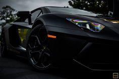 Christian Bale's new Batmobile? The Lamborghini 'Batventador'