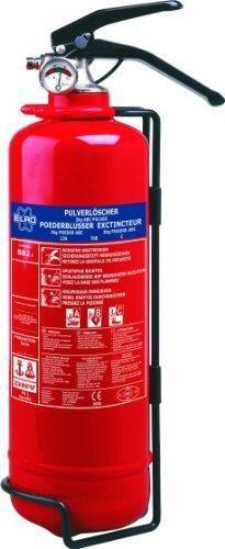 Oferta: 24.68€. Comprar Ofertas de Elro M115056 - Extintor portatil polvo seco bb2 elro 2 kg barato. ¡Mira las ofertas!