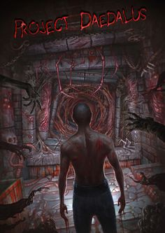 """The #Kickstarter campaign for """"Project Daedalus"""", an horror #dungeoncrawl #RPG."""