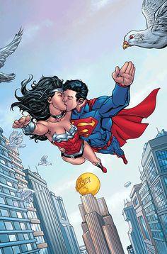 Hes the Superman to my Wonderwoman