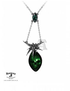 Absinthe Fairy Necklace