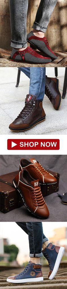 Shoes W & M..Des chaussures F & H