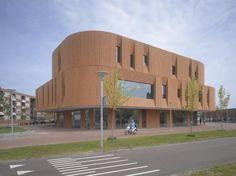 Cultuurhuis Winschoten door atelier PRO - Architectuur.nl