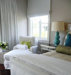 COCOCOZY: ROOM TO LOVE: MASTERING DESIGN IN A BEACHY CHIC MASTER BEDROOM!