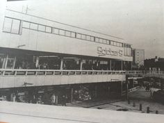 Goldbergs Falkirk 1970s. Spent a lot of Saturday afternoons in Wrygges