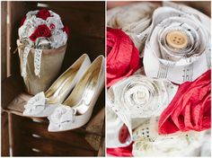 Samantha and Andrew's Sheet Music Themed Wedding by Mike Plunkett