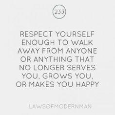 Respect First