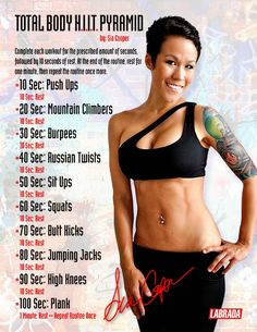 300 calorie burning living room HIIT Workout If you like this pin, repin it, like it, comment and follow our boards :-) #LilianaChala