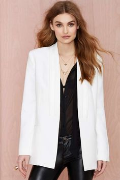 Cameo Hideaway Blazer | Shop What's New at Nasty Gal