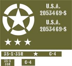 Wwii Military Stencil <b>military</b> vehicles, militaria and <b>military</b> classifieds