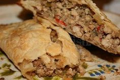 Deep South Dish: Louisiana Natchitoches Meat Pies.