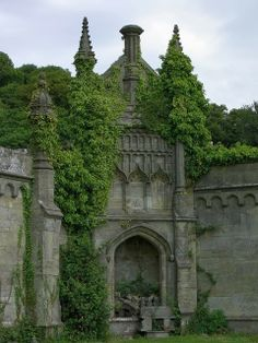 Margam Castle, Wales: