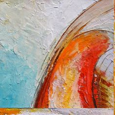Jamee Linton original painting oil on panel On Sale Now! Original Paintings, Oil, Fine Art, The Originals, Expressionism, Abstract, Visual Arts, Butter