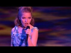 """When you hear this young girl sing """"Bridge Over Troubled Water,"""" your jaw will drop to the ground 