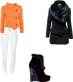 """winter love"" by lluivia-oliva ❤ liked on Polyvore"