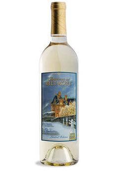 #Biltmore's limited edition Christmas wine. www.biltmore.com