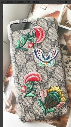 edd94dea1c7d 11 Best gucci images | Gucci, Embroidery, Flowers