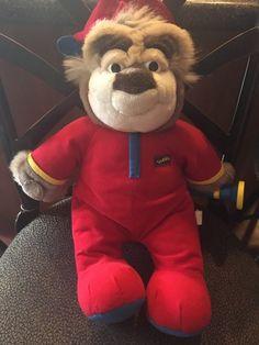 TYCO Bedtime Bubba Plush Stuffed Bear 1997