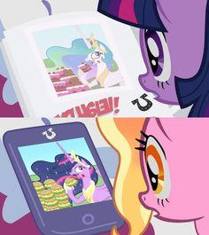 My Little Pony Poster, My Little Pony List, My Little Pony Comic, My Little Pony Drawing, Mlp My Little Pony, My Little Pony Friendship, My Little Pony Princess, Celestia And Luna, Princess Celestia