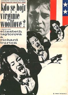 "Mike Nichols, Edward Albee "" Who's Afraid of Virginia Woolf? """