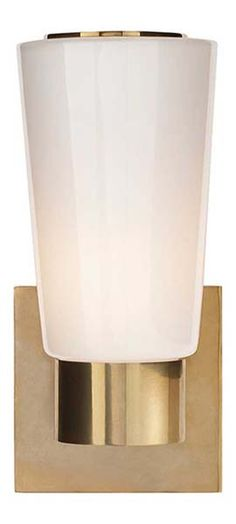 TAPERED SCONCE