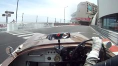 Is there anything better than a Jaguar C-Type at Monaco?