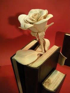 """The Name of the Rose"" by Nino Orlandi"