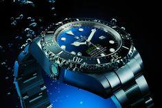 ROLEX Deepsea Sea-Dweller With D-Blue Dial (Ref.116660)