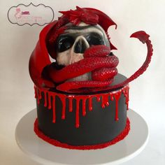Dragon's Prize by DCC Cakes Cupcakes & More...