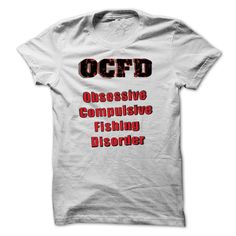 #tshirts... Cool T-shirts (Superior T-Shirts) OCFD  - MechanicTshirts  Design Description: Obsessive compulsive fishing dis  In case you do not completely love this Tshirt, you will SEARCH your favourite one by means of using search bar on the header....