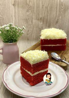 Cooking with Sheila Gondowijoyo Red Velvet Desserts, Red Velvet Cookies, Red Velvet Cheesecake, Velvet Cake, Chocolate Cheesecake, Puding Cake, Bolu Cake, Resep Cake, Oreo Dessert