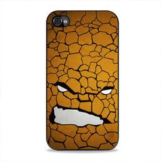 The Thing Fantastic 4 iPhone 4, 4s Case