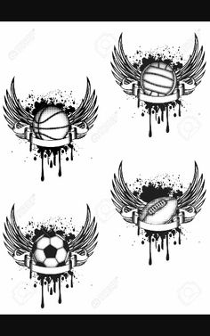 Fav one is the volleyball one looks pretty ba