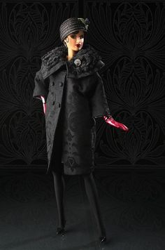 French Dressing Deluxe Accessory Pack (Abbigliamento francese) | Fashion Royalty 2008 W Club Exclusive Moods Collection
