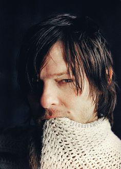 NORMAN REEDUS ~ I LOVE THE FACT THAT HE'S A NICE MAN IN REAL LIFE.
