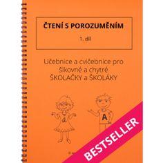 Čtení s porozuměním - 1. díl Thing 1, Prepositions, Home Schooling, Math Worksheets, Best Sellers, Alphabet, Language, Teacher, Notes