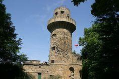 Rapunzel wohnt in der Burg...