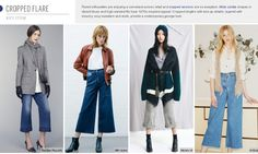 Orsay Style Notes: WGSN REPORT - US/UK Press Previews A/W 15/16 – Denim