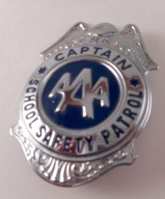 Vintage AAA Captain School Safety Patrol Badge Grammes Allentown PA for Like the Vintage AAA Captain School Safety Patrol Badge Grammes Allentown PA? School Safety, History Photos, Vintage Pictures, Badges, Historical Pictures, Badge, Vintage Photos, Vintage Paintings